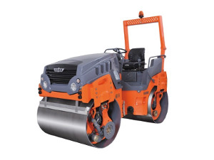 Double Drum Asphalt Roller