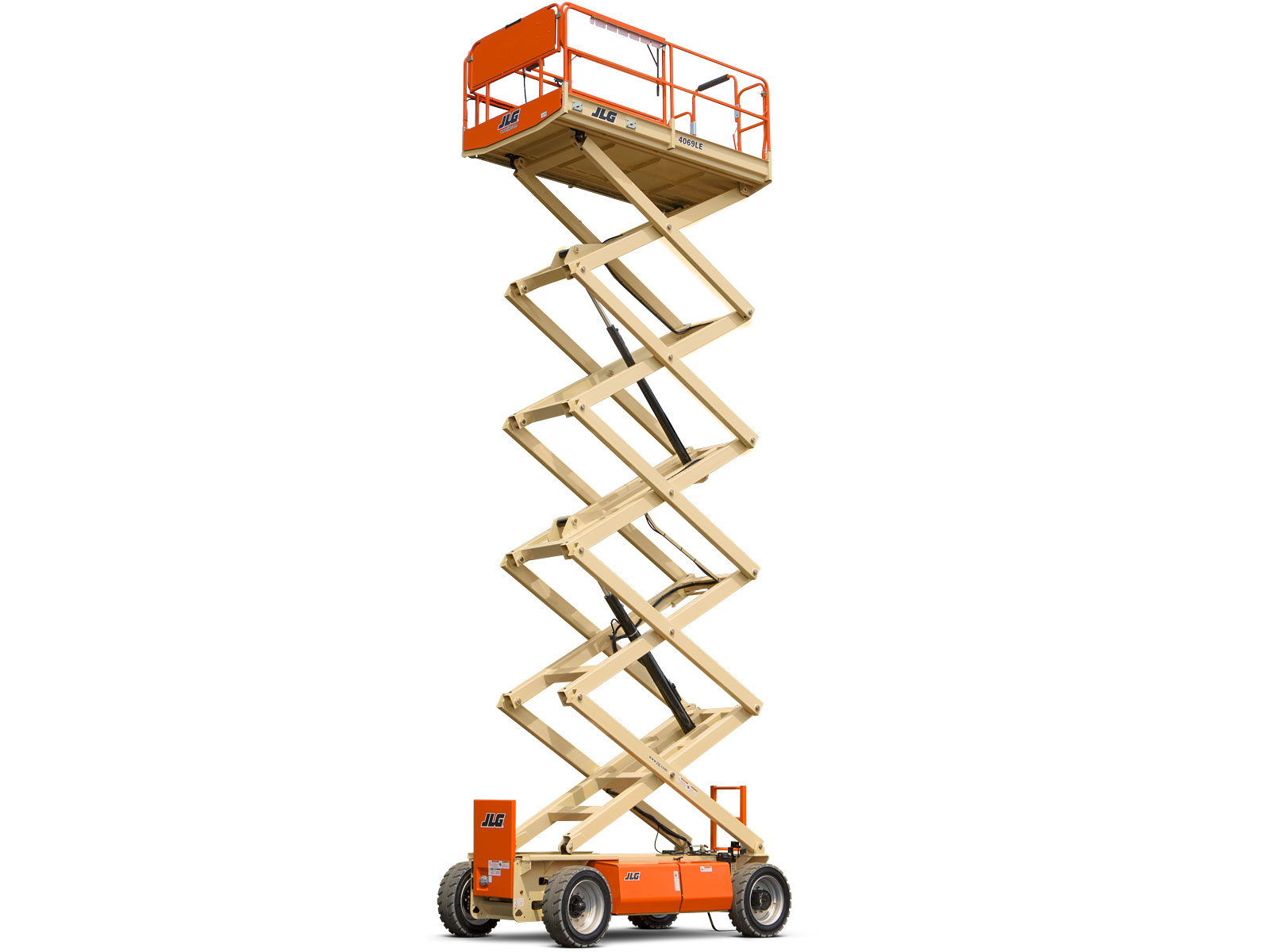 40 ft Electric Scissor lift