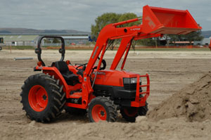 Compact Tractor Rental
